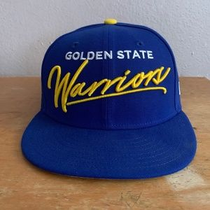 Golden State Warriors New Era Snapback Hat Cap